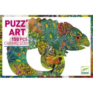 Djeco Puzz'art Puzzle: 150 Chameleon