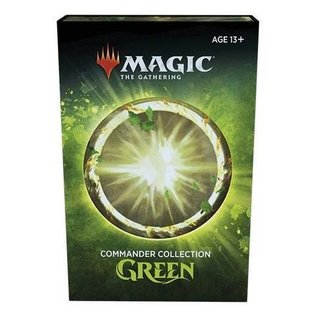 MTG: Commander Collection Green