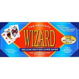 Wizard Card Game: Deluxe