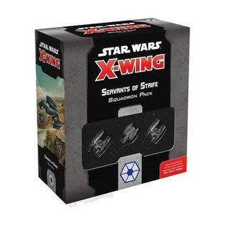 Star Wars X-Wing 2.0: Servants of Strife