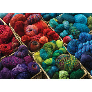 Cobble Hill Puzzle: 1000 Plenty of Yarn