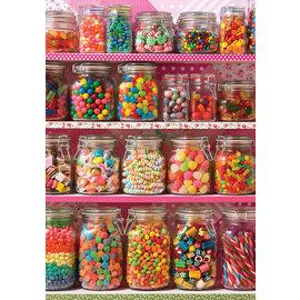 Cobble Hill Puzzle: 1000 Candy Shelf