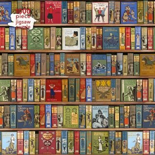 Flametree Puzzle: 1000 Bodelian Library