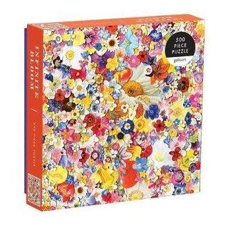 Galison Puzzle: 500 Infinite Bloom