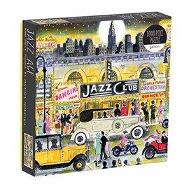 Galison Puzzle: 1000 Jazz Age