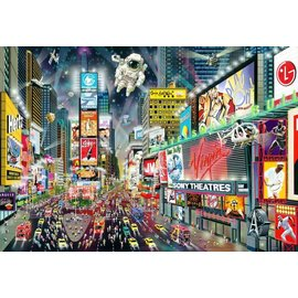Peter Pauper Press Puzzle: 1000 Times Square