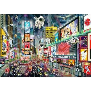 Peter Pauper Press Puzzle: 1000 Times Square