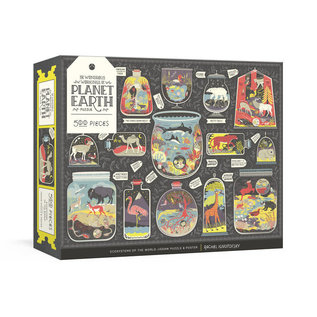 Potter Puzzles Puzzle: 500 The Wonderous Workings of Planet Earth