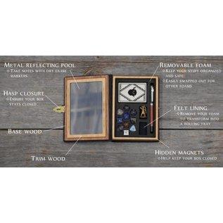 Elderwood Spellbook: Foil - Gold/Green Elder Pheonix