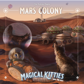Magical Kitties Save the Day: Mars Colony