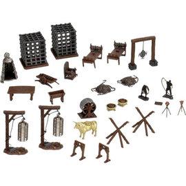 Warlock Tiles: Torture Chamber