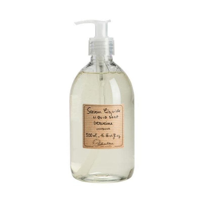 Lothantique Lothantique Liquid Soap, Verbena, 500 mL.