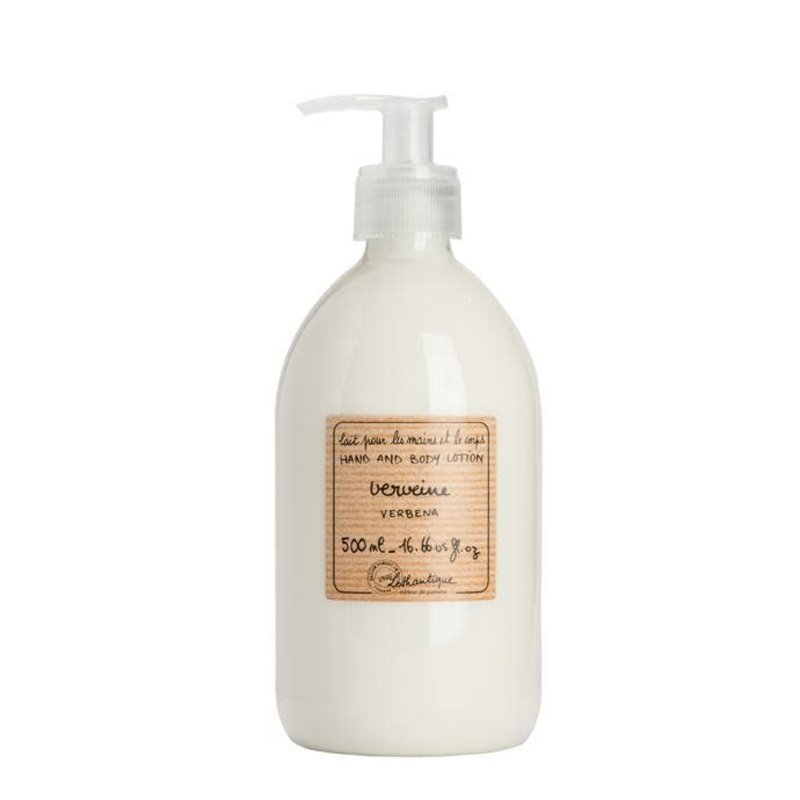 Lothantique Lothantique Hand & Body Lotion Verbena, 500mL