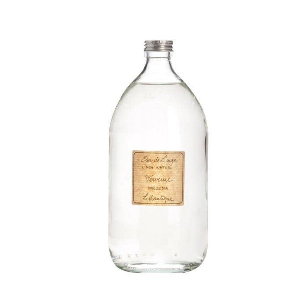 Lothantique Lothantique Linen Water, Verbena, 1 Liter