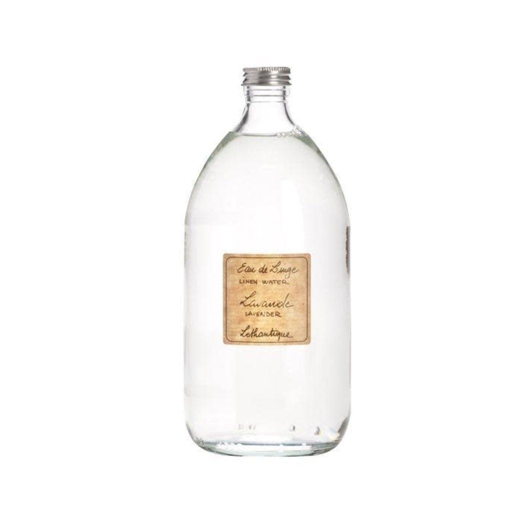 Lothantique Lothantique Linen Water, Lavender, 1 Liter