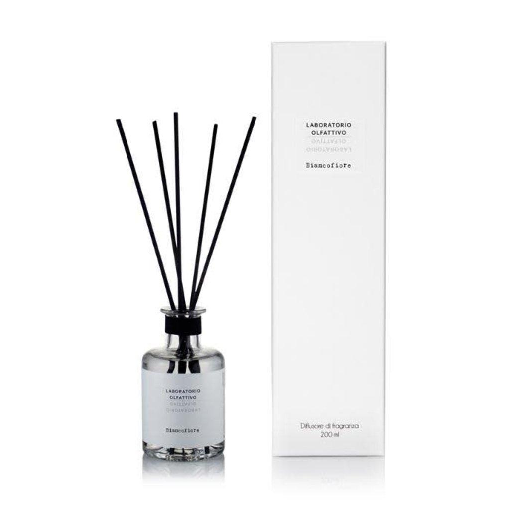 Laboratorio Olfattivo Fragrance Diffuser, Biancofiore 200mL