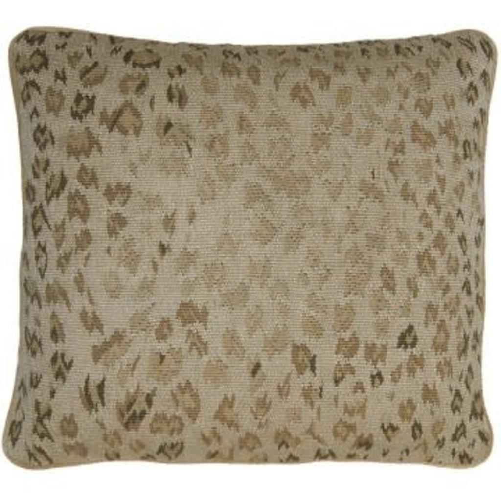 LPM Aubusson Animal Print Pillow