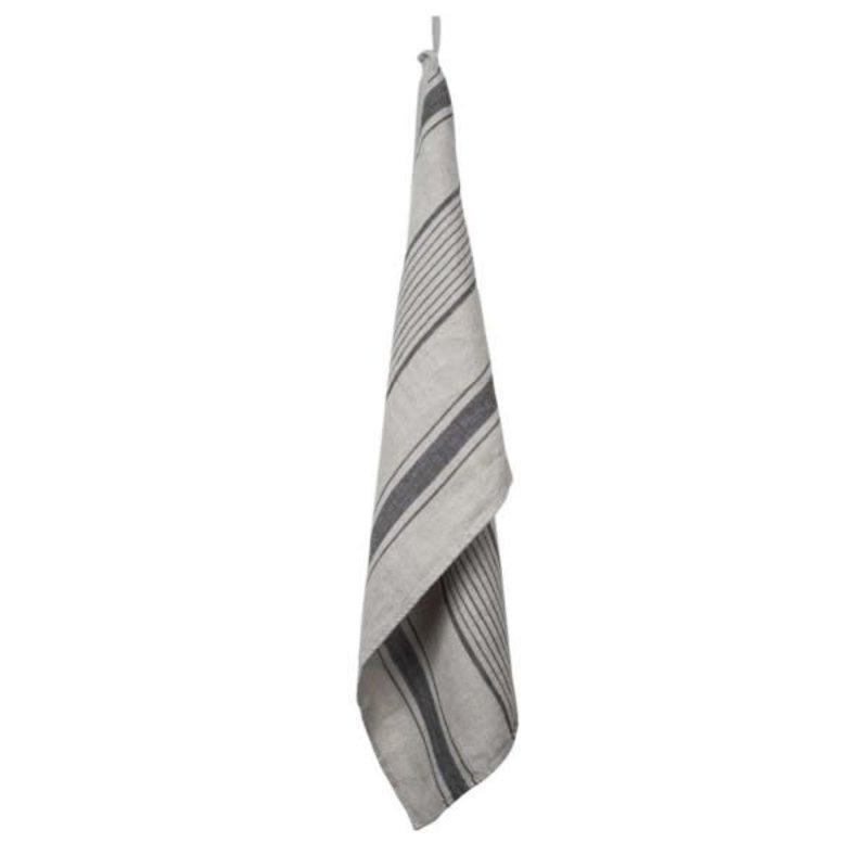 LPM Kitchen towel, aubagne natural/granite