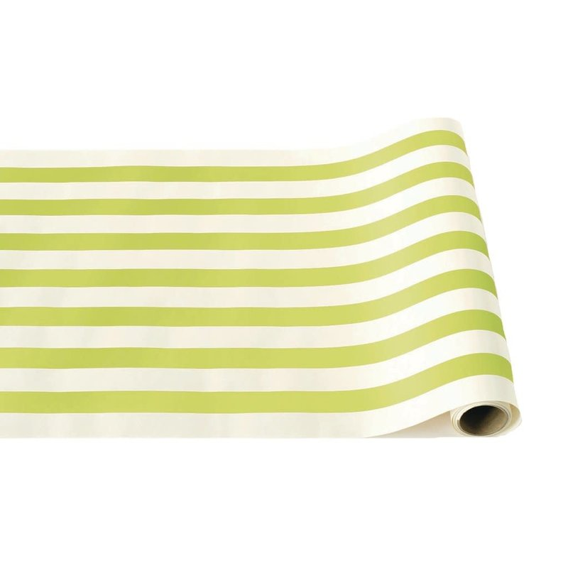 Classic Stripe Runner, bright green