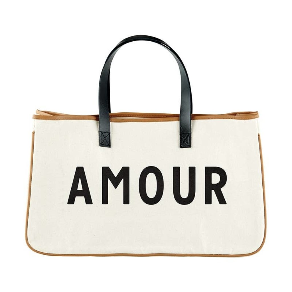 LPM Canvas Tote Amour