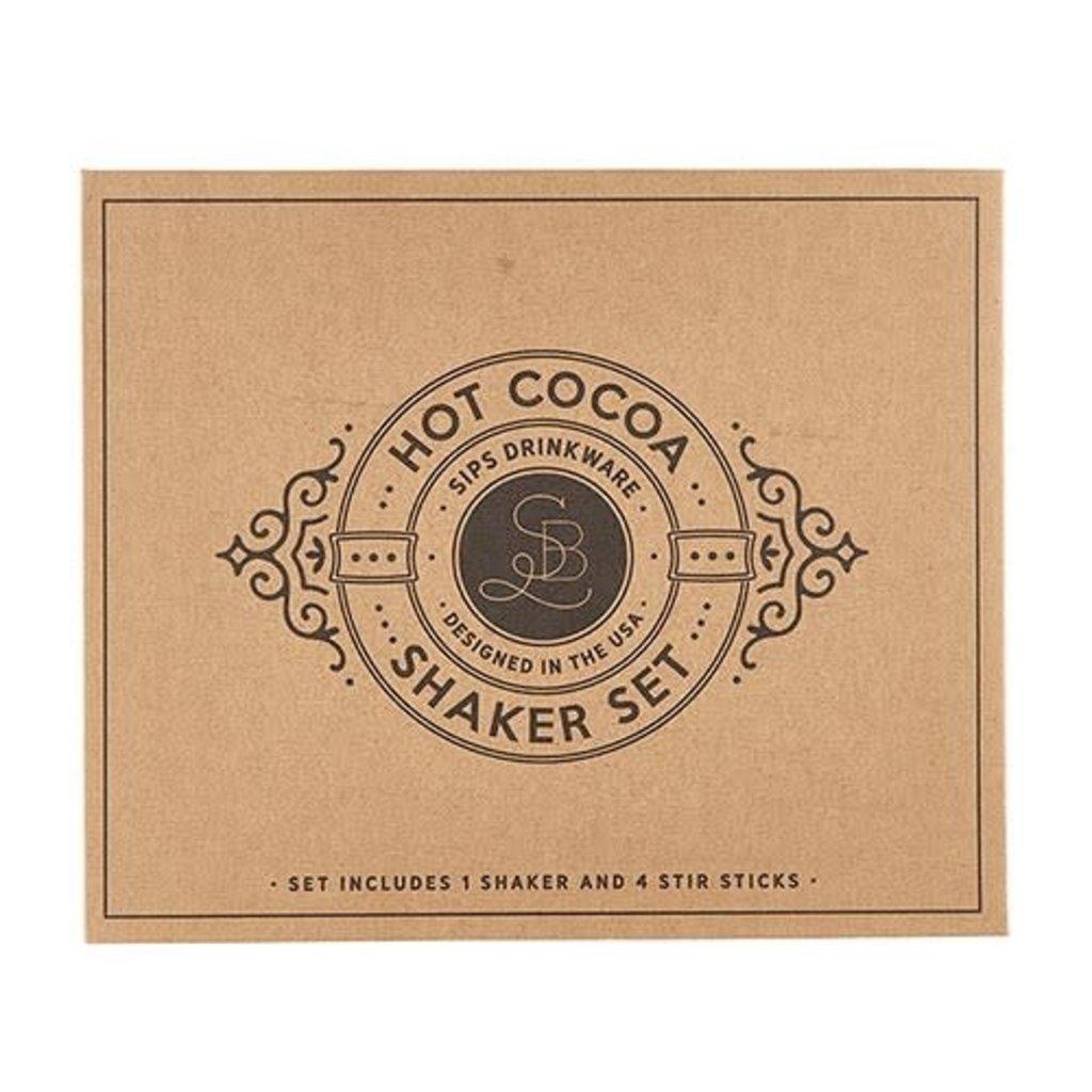Cardboard Book Set - Hot Cocoa