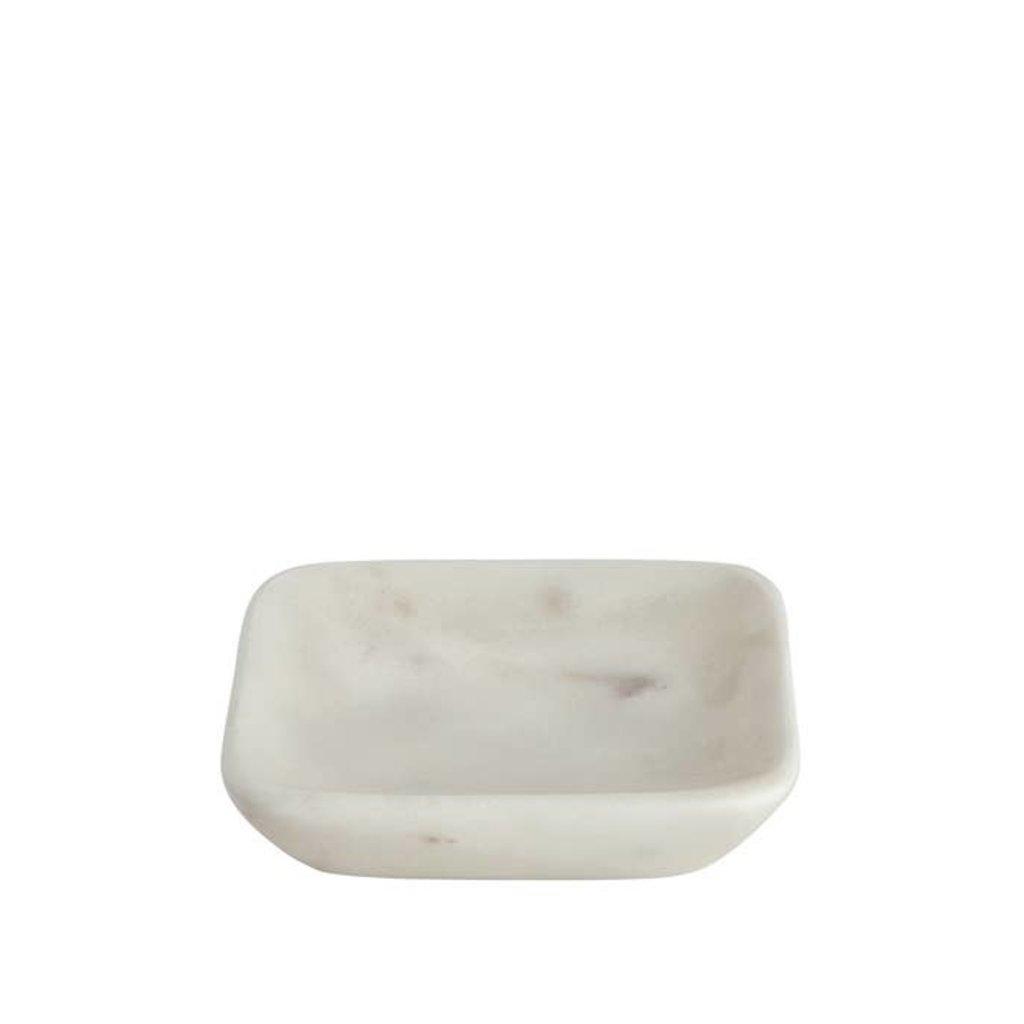Belle de Provence Marble Soap Dish, Square