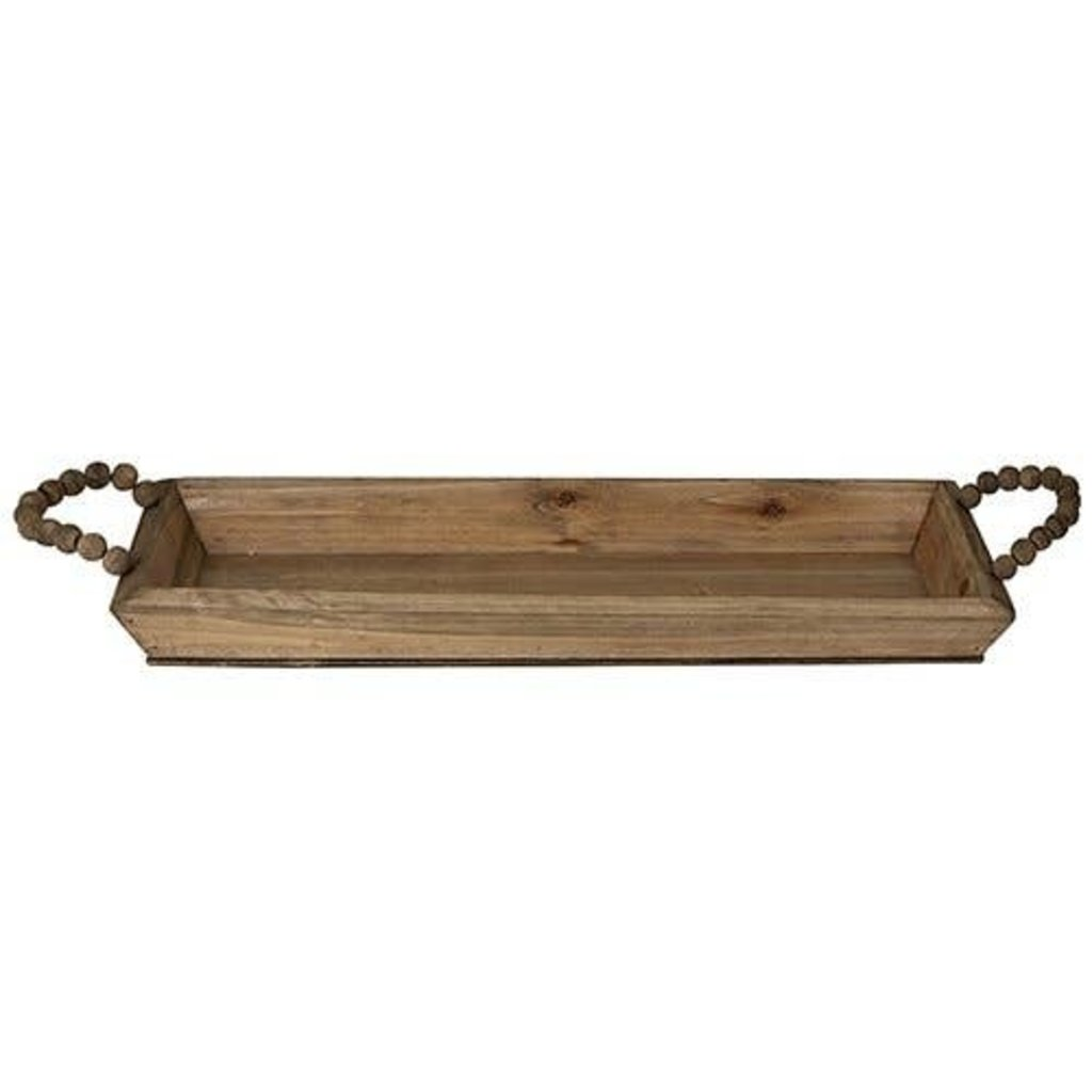 LPM Wooden Tray Large