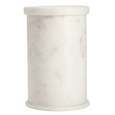 Marble Cotton Holder