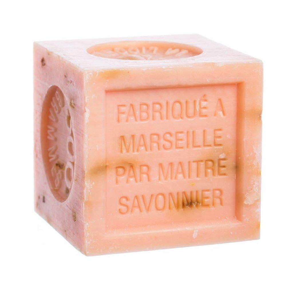 Savon de Marseille with Crushed Flowers, Orange