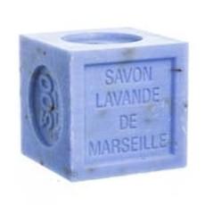 Savon de Marseille with Crushed Flowers, Lavender, 10.59 Oz.