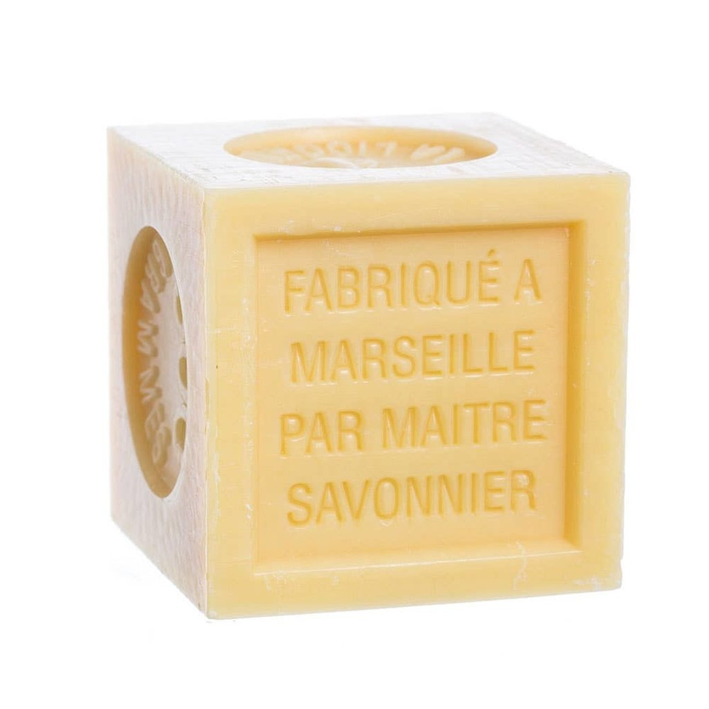 Savon de Marseille with Crushed Flowers, Honey