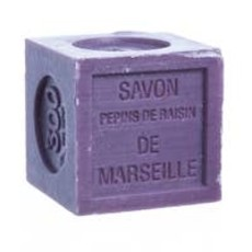 Savon de Marseille with Crushed Flowers, Grapevine