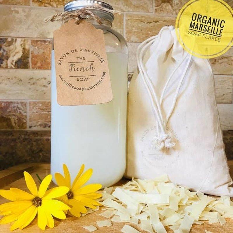 Marseille Soap Flakes, Organic Détergent  Soap