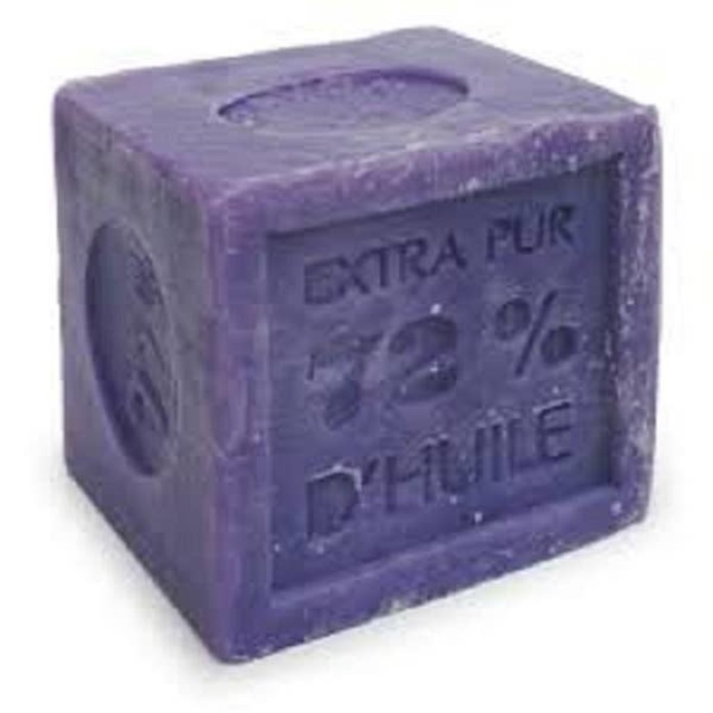 Savon de Marseille French Soap, Lavender