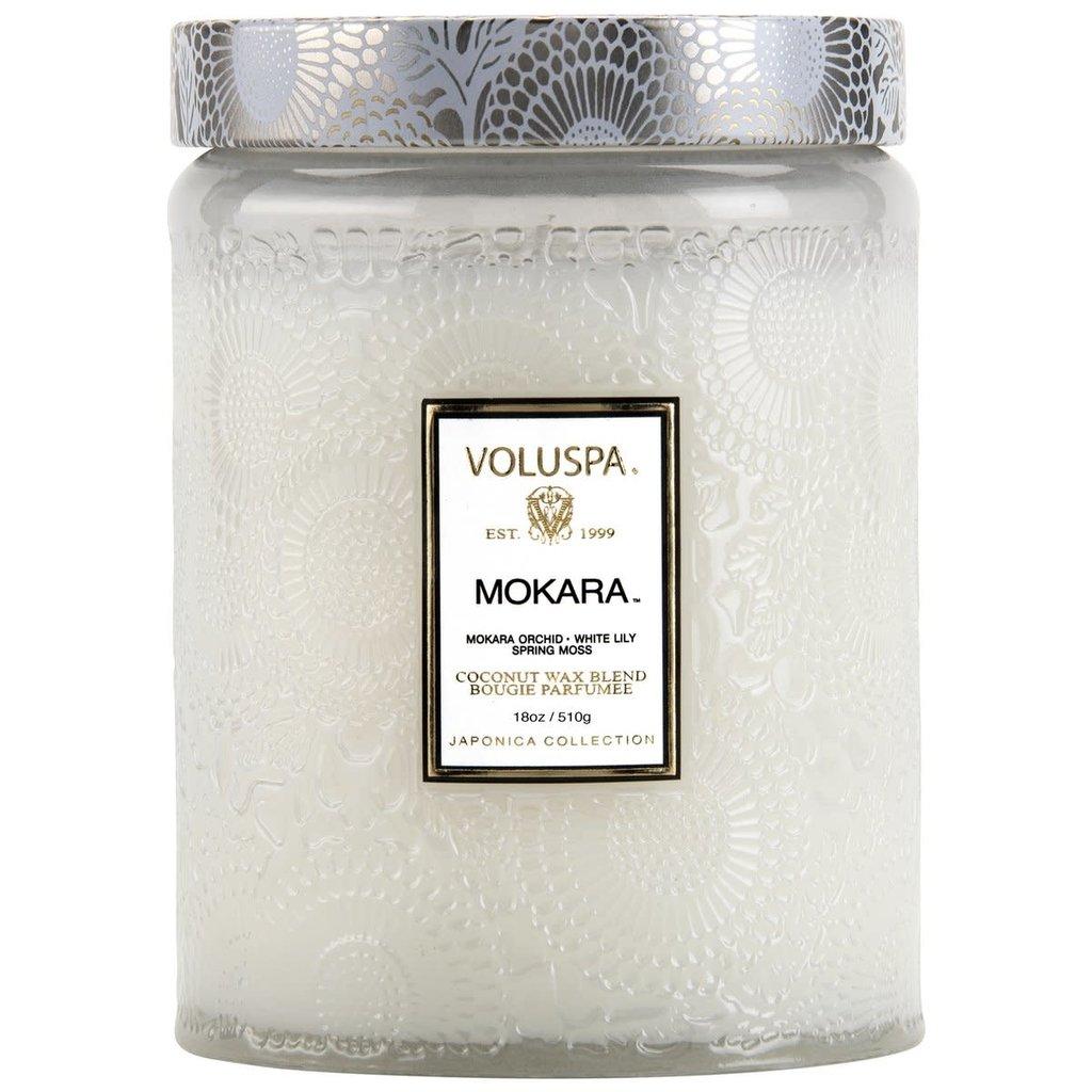 LPM Mokara Jar Candle, Large