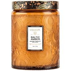Baltic Amber Jar Candle, Large
