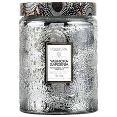 Yashioka Gardenia Jar Candle, Large