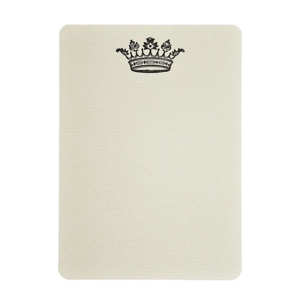 Folio Press & Paperie Crown Notecards