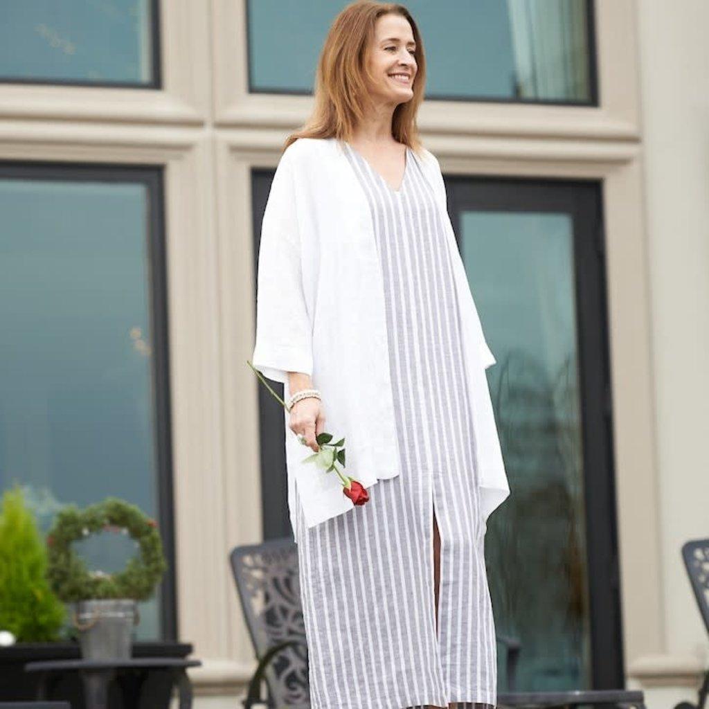 Kiki Kimono, White