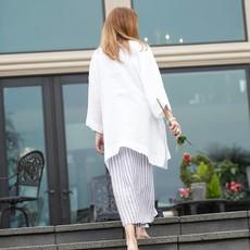 LPM Kiki Kimono, White