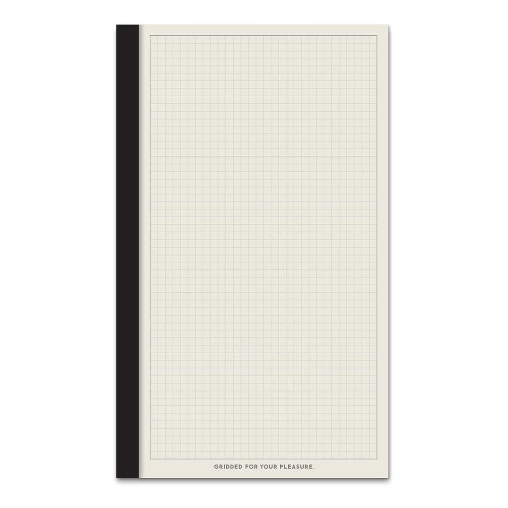 "Notepad, ""Gridded for your Pleasure"""