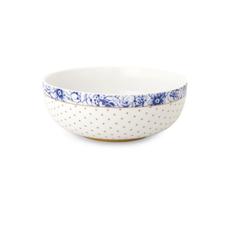 Pip Studio Bowl, Royal White, Medium