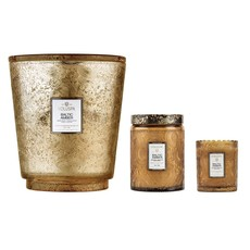 5 Wick Hearth Candle, Baltic Amber