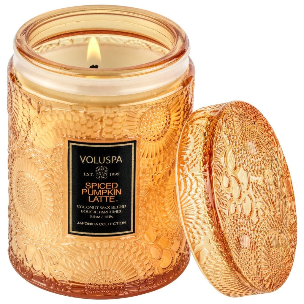 Spiced Pumpkin Latte Candle, small