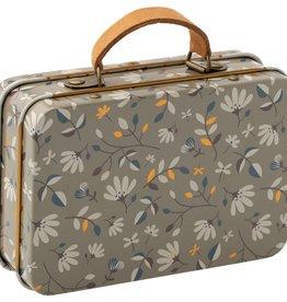 Maileg Merle Dark Metal Toy Suitcase