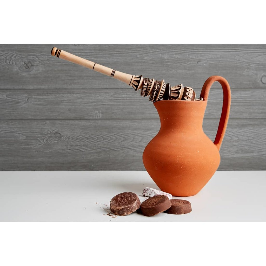 Hot Chocolate Molinillo, Large