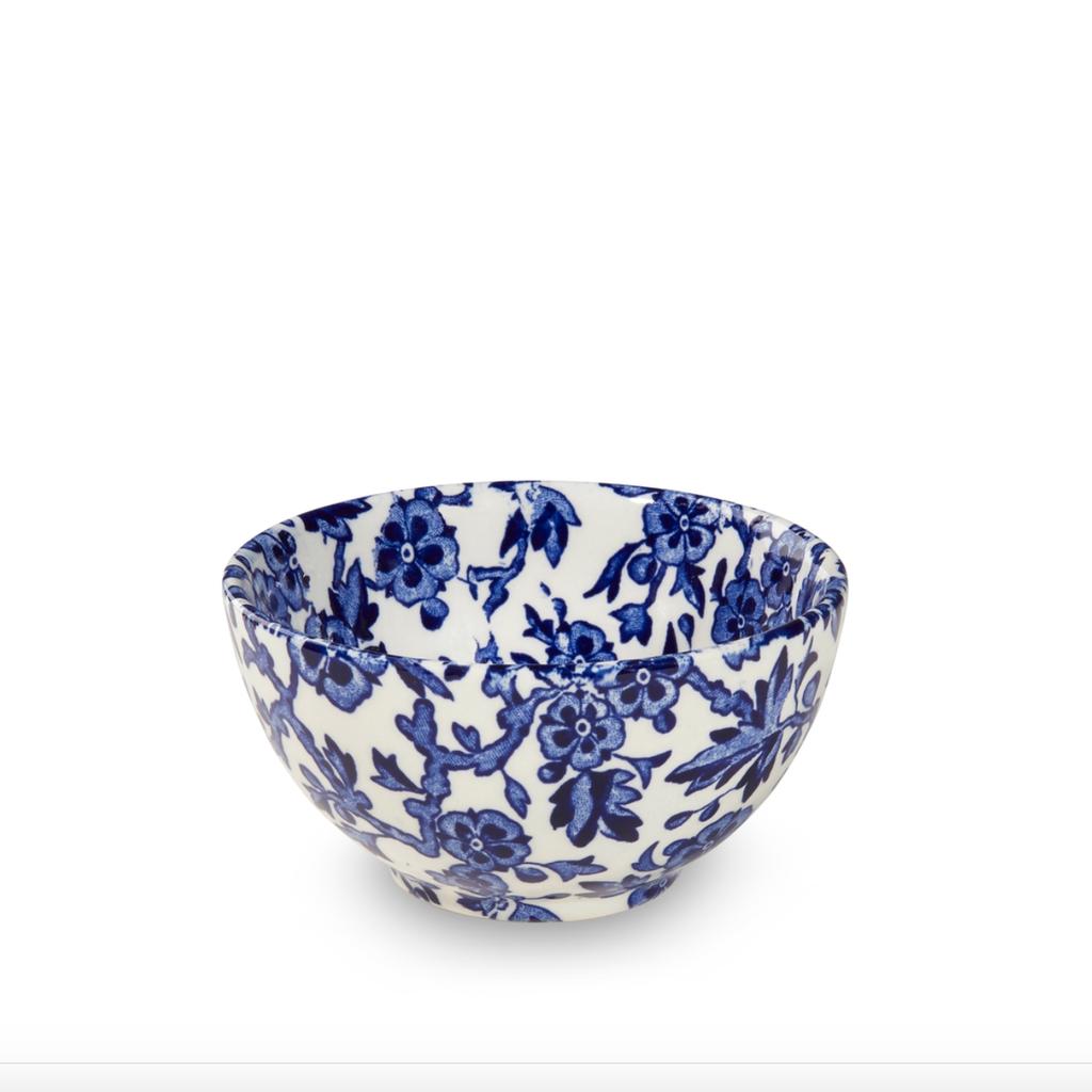 Burleigh Blue Arden Sugar Bowl, small