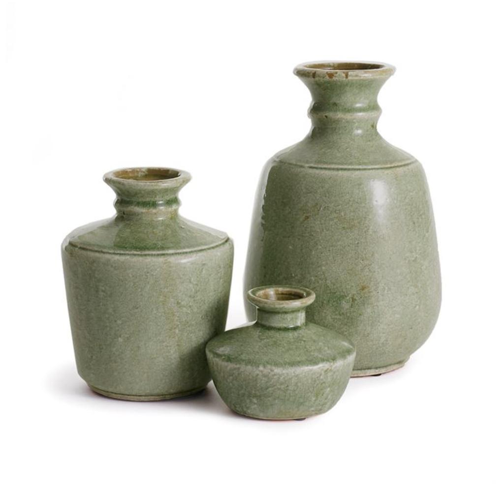 Reliquary Bottles, set of three