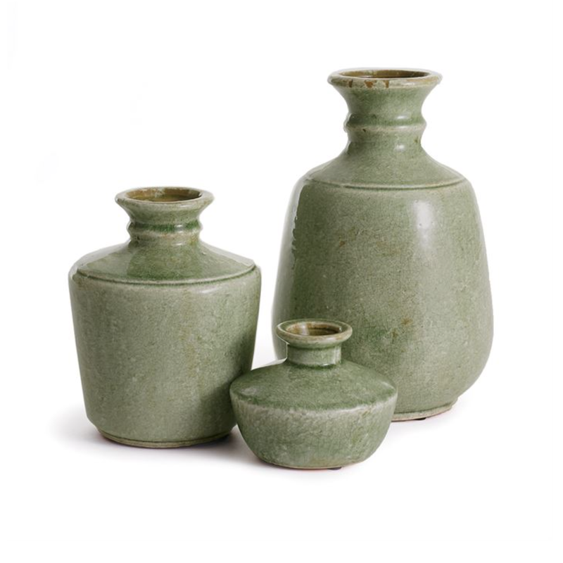 LPM Reliquary Bottles, set of three