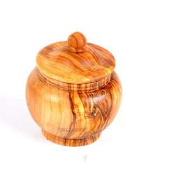 LPM Wooden Canister, small